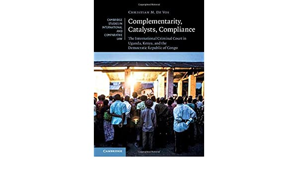 Complementarity, Catalysts, Compliance Symposium: A Reply
