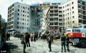 Beirut Bus Bombing